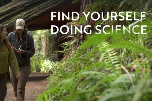 Find Yourself Doing Science